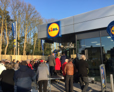 LIDL open in Rucphen